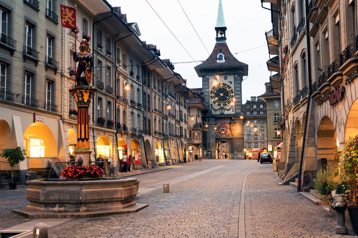 Bern City Walking Tour