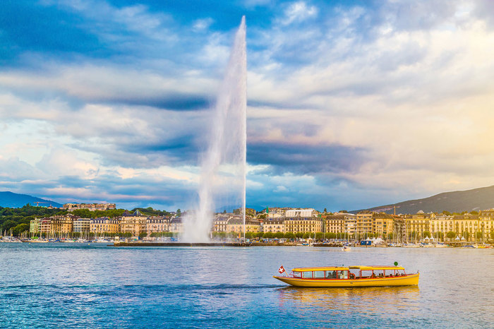 Geneva City Walking Tour