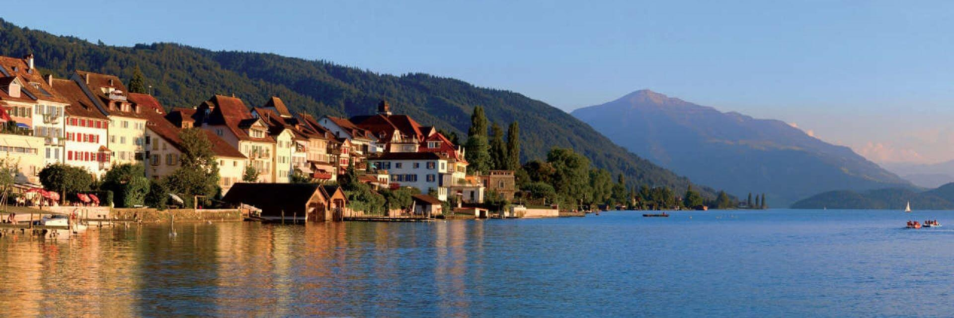 Zug - the charming Swiss town welcomes you | Switzerland Tour