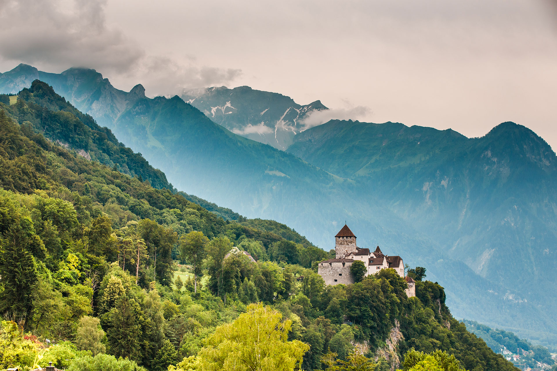 Private Trip to Liechtenstein-Austria-Germany & Switzerland